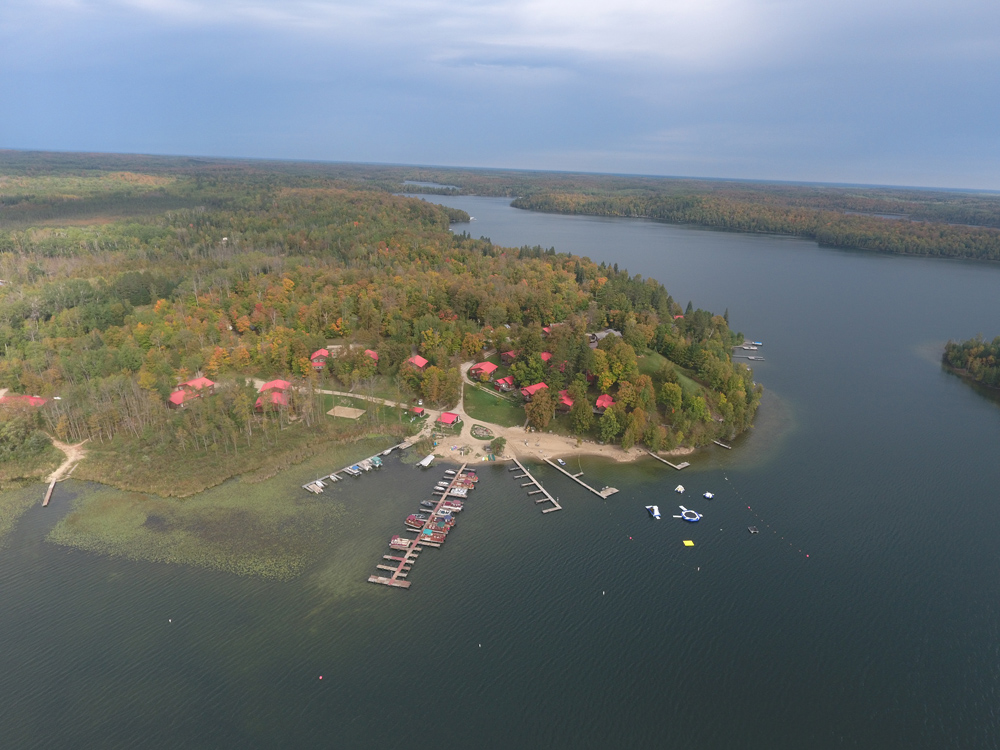 Photos taken with a Phantom 4 drone during the summer and fall of 2016.